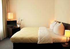 호텔 뤼트조브 - 베를린 - 침실