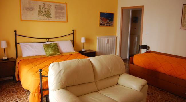 Casa Mariella - 나폴리 - 침실