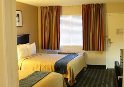 Stanford Inn & Suites Anaheim - 애너하임 - 침실