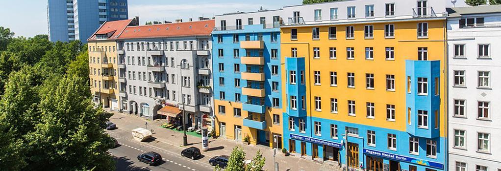 페가수스 호스텔 베를린 - 베를린 - 건물