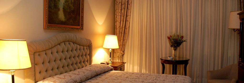 Liberty Palace Hotel - 벨루오리존치 - 침실