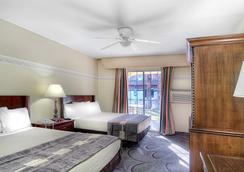 Shalimar Hotel Of Las Vegas - 라스베이거스 - 침실