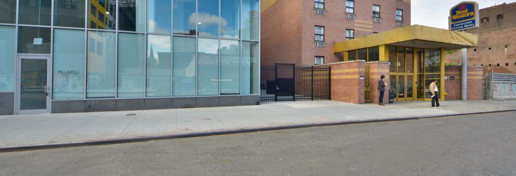 매그너슨 컨벤션 센터 호텔 뉴욕 - 뉴욕 - 건물