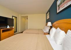 매그너슨 컨벤션 센터 호텔 뉴욕 - 뉴욕 - 침실