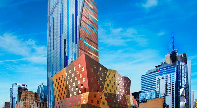 더 웨스틴 뉴욕 앳 타임스 스퀘어 - 뉴욕 - 건물