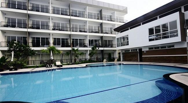 BS 프리미어 에어포트 호텔 - 방콕 - 건물