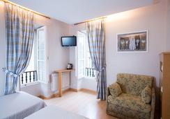 Casa Celsa-Barbantes - 산티아고데콤포스텔라 - 침실