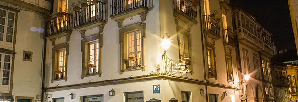 Casa Celsa-Barbantes - 산티아고데콤포스텔라 - 건물