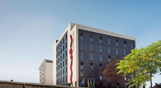 무브 호텔 포르투 노르테 - 포르투 - 건물