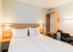 무브 호텔 포르투 노르테 - 포르투 - 침실