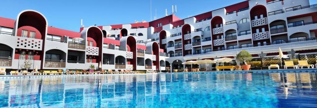 오우라 프라이아 호텔 - 알부페이라 - 건물
