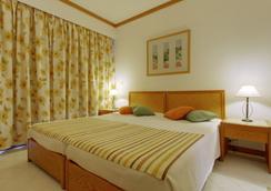 오우라 프라이아 호텔 - 알부페이라 - 침실