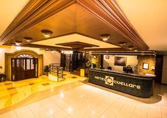 Hotel Cuellars - 파스토 - 프론트 데스크