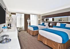호텔 레 블루 - 브루클린 - 침실