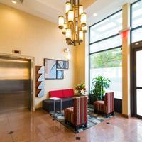 베스트웨스턴 플러스 아레나 호텔 Lobby