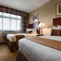 베스트웨스턴 플러스 아레나 호텔 Two Double Bed Guest Room