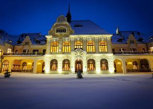 Rübezahl-Marienbad Schloss Wellness Hotel