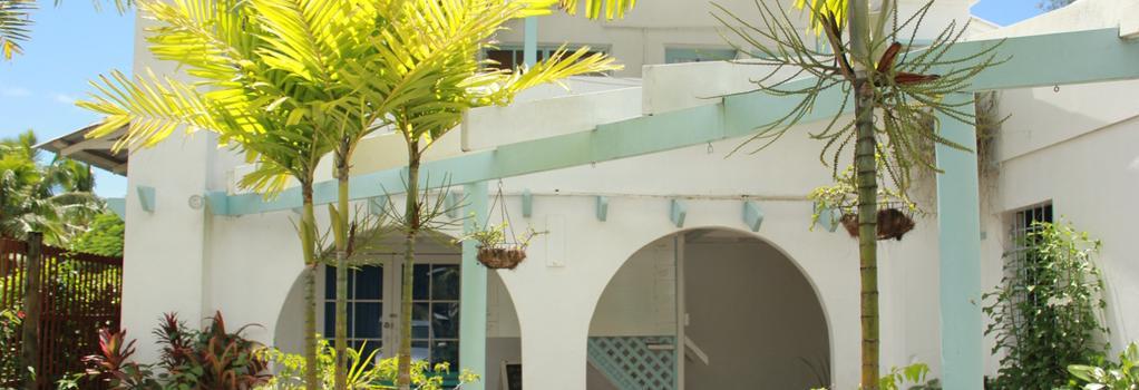 파라다이스 인 - Rarotonga - 건물