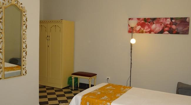 Hostal Ritzi - 팔마데마요르카 - 침실