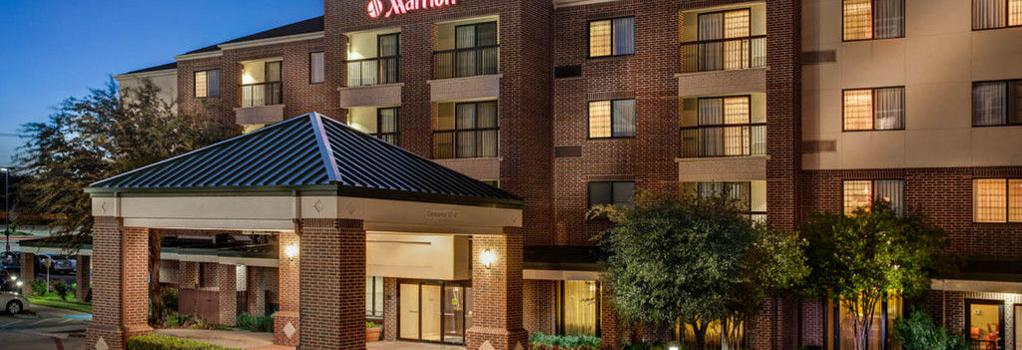 Courtyard by Marriott Dallas DFW Airport South/Irving - 어빙 - 건물