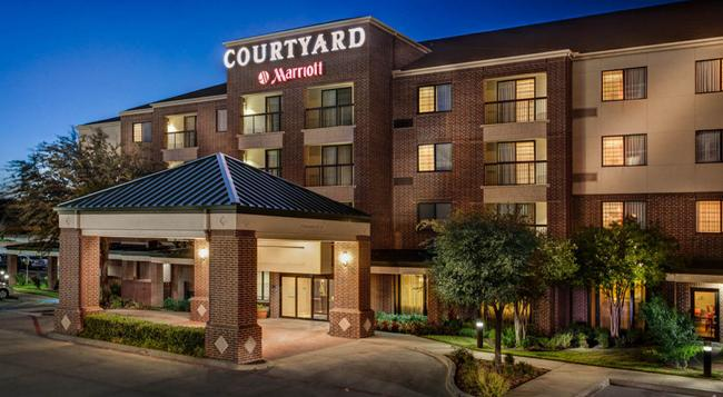 Courtyard Dallas DFW Airport South/Irving - 어빙 - 건물