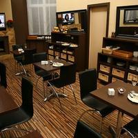 악투어 시티 호텔 Breakfast Area