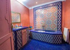 Riad Zinoun & Spa - 마라케시 - 욕실