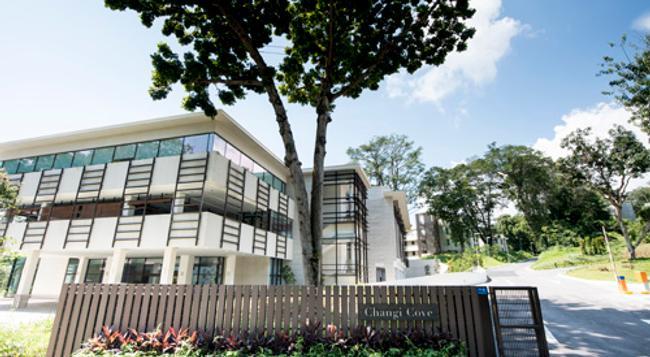 창이 코브 - 싱가포르 - 건물