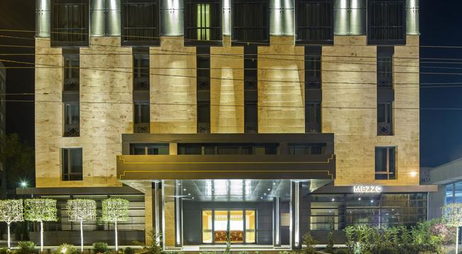 Berd's Design Hotel - Chisinau - 건물