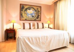 Tempo Rent Apart Hotel - 산티아고 - 침실