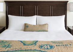 24 North Hotel Key West - 키웨스트 - 침실