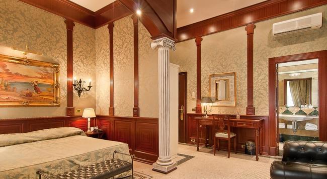 호텔 첼리오 - 로마 - 침실