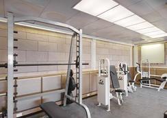 코스모스 호텔 타이베이 - 타이베이 - 체육관