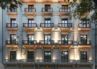 악타 아트리엄 팰리스 호텔