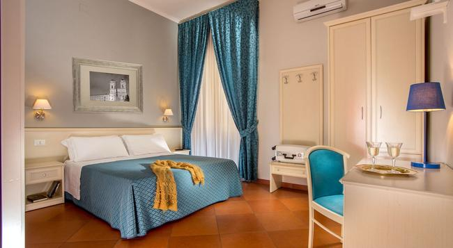 오타비아노 게스트 하우스 - 로마 - 침실