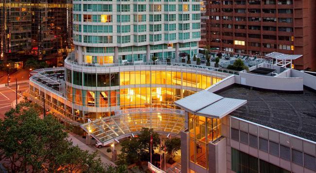 밴쿠버 매리어트 피나클 다운타운 호텔 - 밴쿠버 - 건물