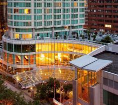 밴쿠버 매리어트 피나클 다운타운 호텔