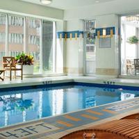 밴쿠버 매리어트 피나클 다운타운 호텔 Health club