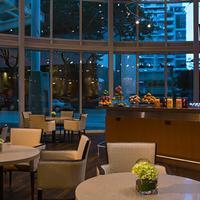 밴쿠버 매리어트 피나클 다운타운 호텔 Restaurant