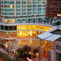 밴쿠버 매리어트 피나클 다운타운 호텔 Exterior