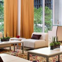밴쿠버 매리어트 피나클 다운타운 호텔 Guest room