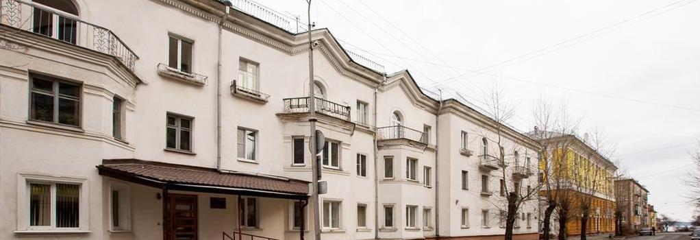 Hospitality Hotel - 페트로자봇스크 - 건물