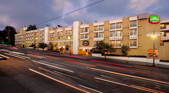 코트야드 로스앤젤레스 센추리 시티/비벌리힐스 - 로스앤젤레스 - 건물