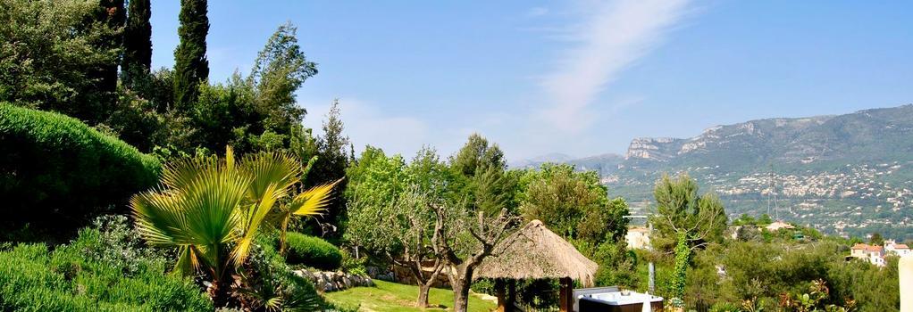Villa Kilauea B&B - 니스 - 야외뷰
