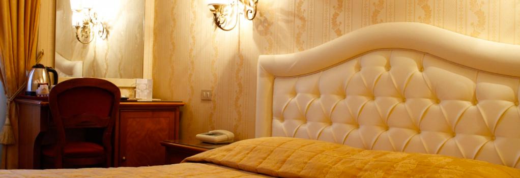 엘리세오 호텔 - 로마 - 침실