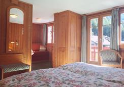 호텔 카프리콘 - 체르마트 - 침실