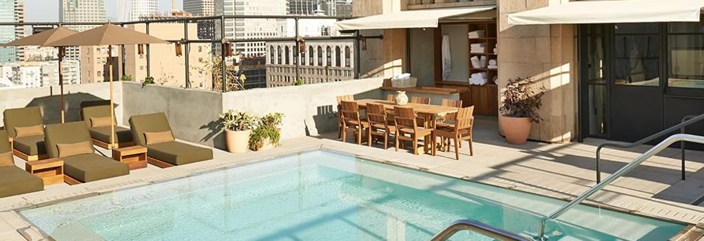에이스 호텔 다운타운 로스앤젤레스 - 로스앤젤레스 - 건물