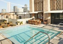 에이스 호텔 다운타운 로스앤젤레스 - 로스앤젤레스 - 수영장