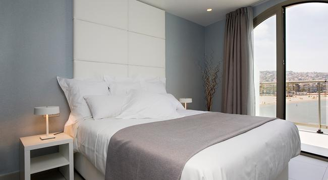 Hotel Boutique La Mar - Adults Only - 페니스콜라 - 침실