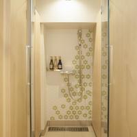 도쿄 긴자 베이 호텔 Bathroom Shower